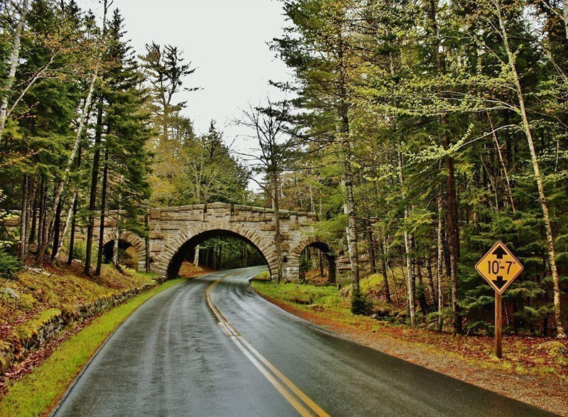 7 National Parks with the Most Scenic Drives