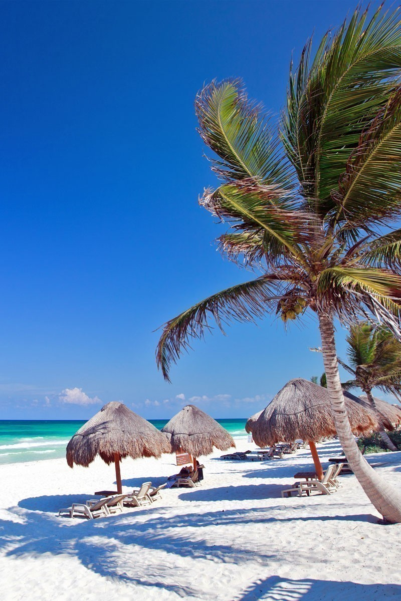 Beautiful View of Playa del Carmen, Mexico | T OP 10 Places To Travel in March