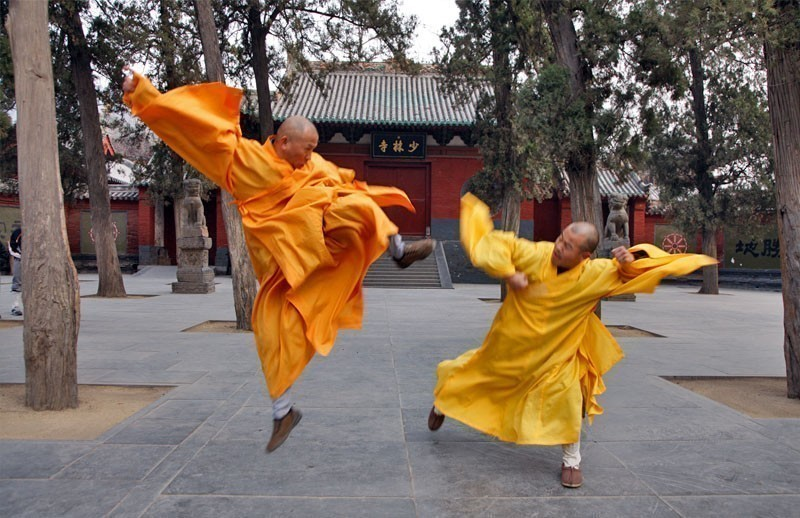Train Chinese Kung Fu At The Legendary Shaolin Temple | 10 Things To Do And See In China On A Budget