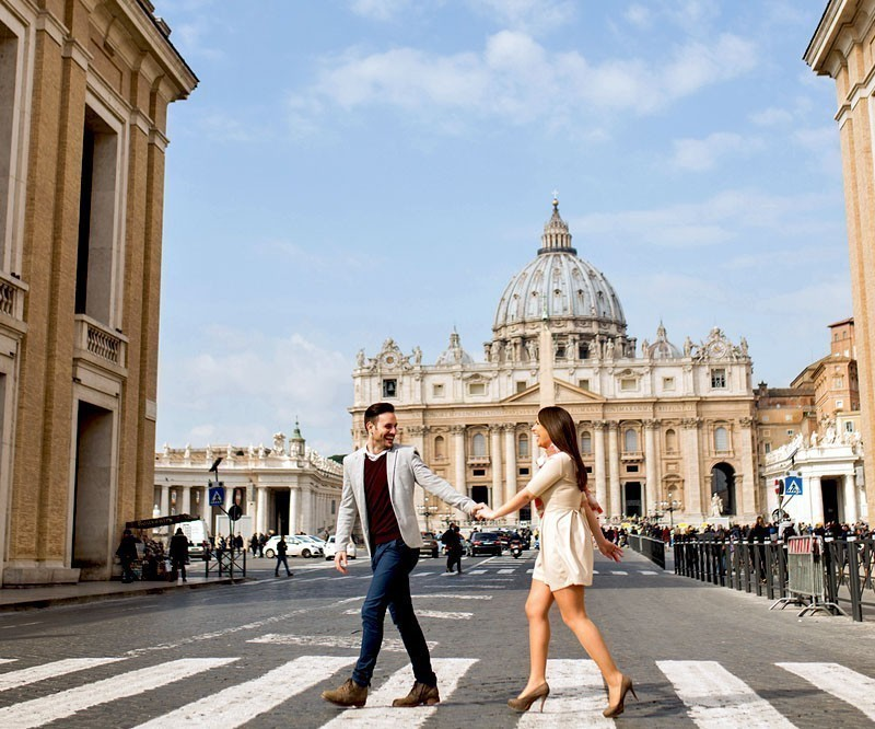 European Honeymoon Cruise Packages