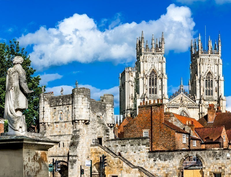 "Amazing View of York, ""Capital of the North"" 
