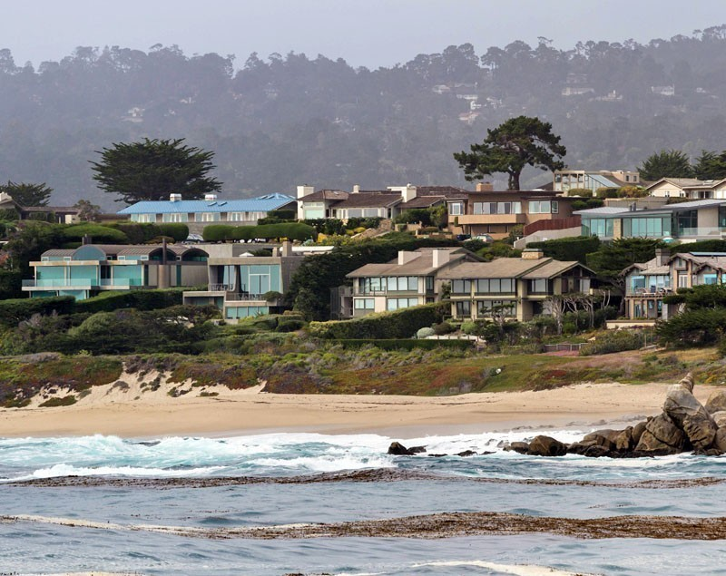 Carmel by the sea, California   |  10 Most Beautiful Small Towns To Visit In The U.S.A.