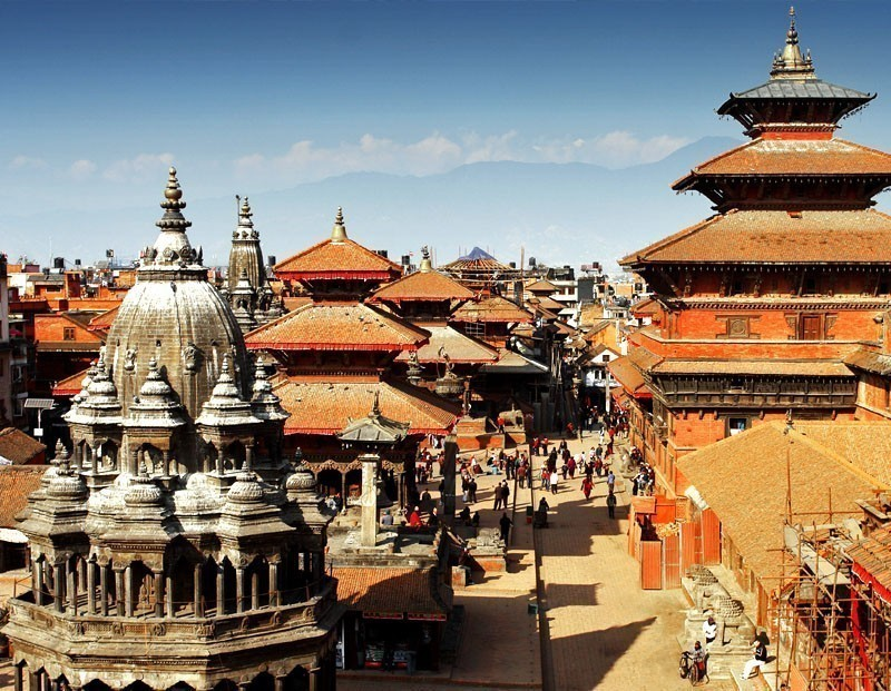 Amazing View of Kathmandu's Durbar Square | 10 Top-Rated Tourist Attractions in Nepal