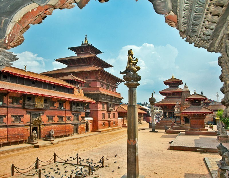 Mani Keshar Chowk at Durbar Sqaure in Patan, Lalitpur city | 10 Top-Rated Tourist Attractions in Nepal