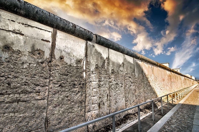 Remains of the Berlin Wall preserved along Bernauer Strasse | What to Do in Berlin in 3 Days