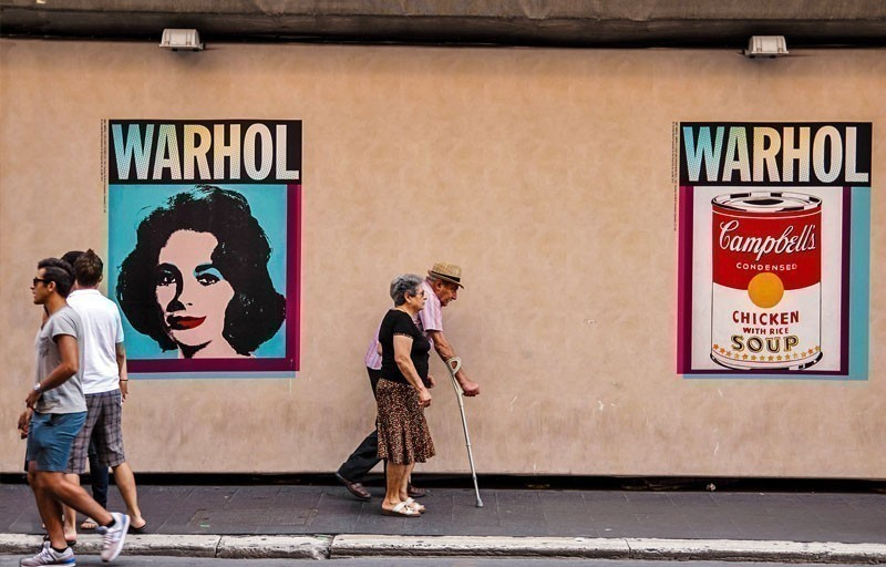 Liz FS II.7 and Campbell Soup, one of the most important works of Andy Warhol | 10 Best Places To Visit In Pennsylvania