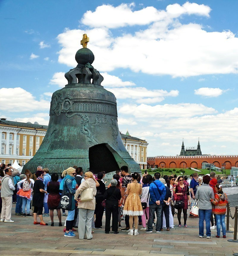 The Tsar Bell in Moscow, Russia | What to Do in Moscow in 3 Days