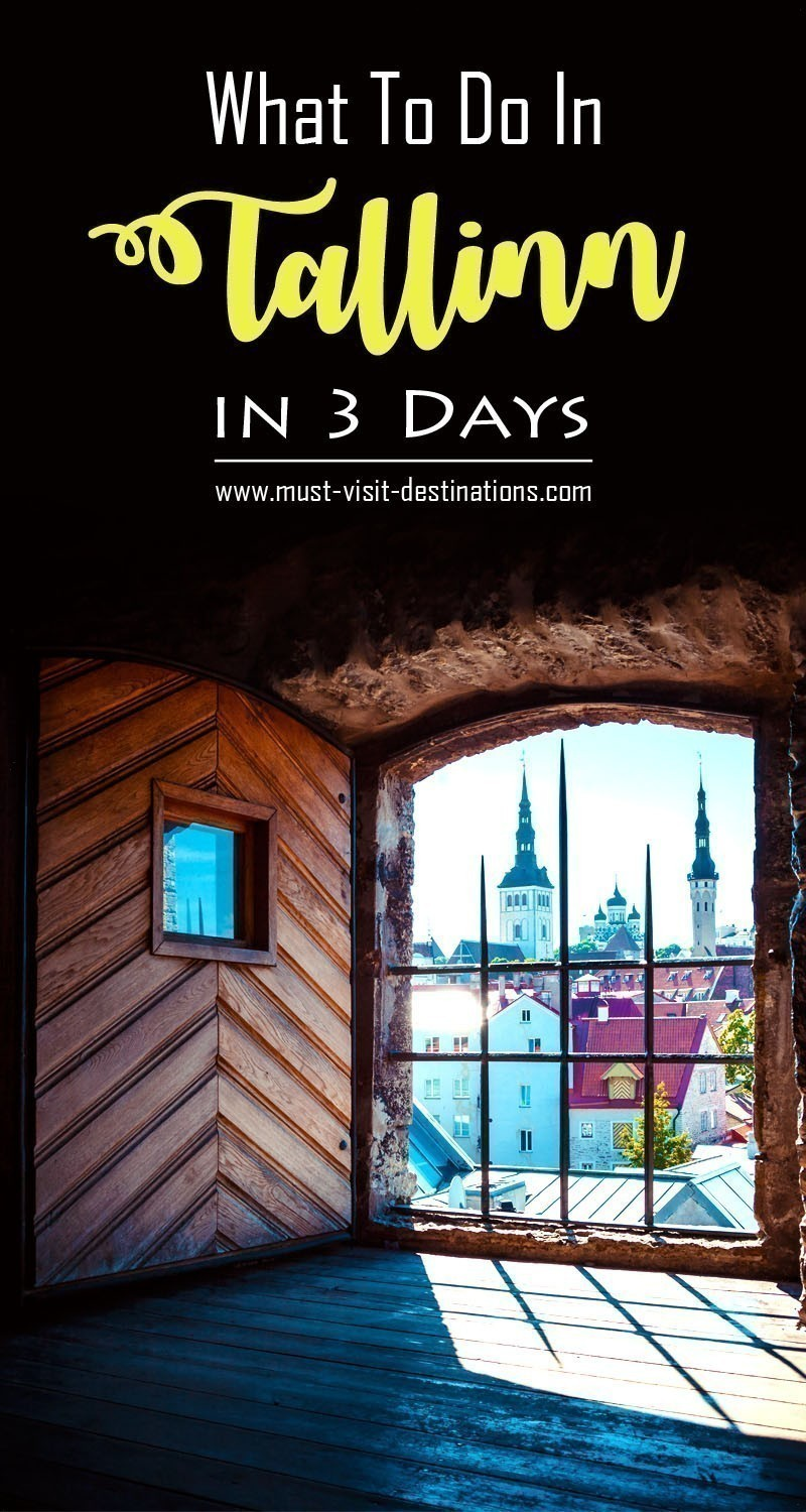 During a short trip of 3 days in Tallinn, everyone will discover something of their own! In eight centuries since the inception of the capital of Estonia, it has absorbed the Scandinavian restraint, the Baltic hospitality, and the European civilization.