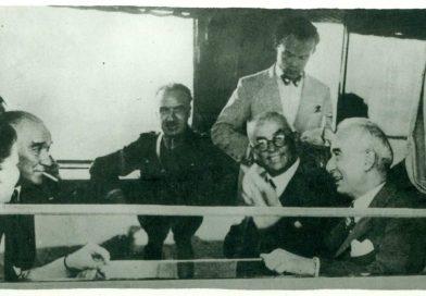 Hasan Ali Yücel, Atatürk Le Parfait
