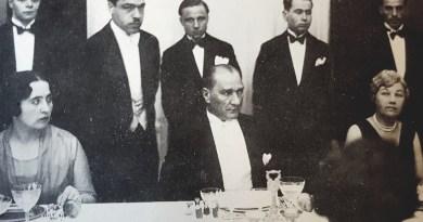 Kâzım Özalp'in Atatürk Anıları, Türk Dili, Soyadları