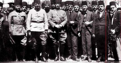 Kâzım Özalp'in Atatürk Anıları, Halit Paşa'nın Ölümü
