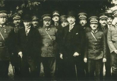 Ziya Gökalp, Atatürk