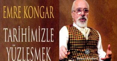 Prof. Dr. Emre Kongar'a Cevap