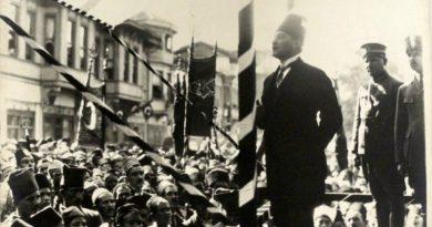 Atatürk: Duayı Ben Yaparım!