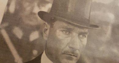 Atatürk, Alman Berliner Illustrirte Zeitung Gazetesi Kapağında. (22 Kasım 1925)