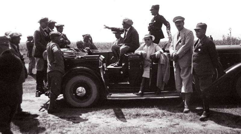 19 Fotoğrafla Trakya Manevraları'na Gelen Yabancı Generaller