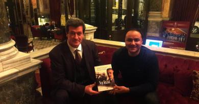 Nuri Killigil Kitabım Azerbaycan'da Yayımlanacak