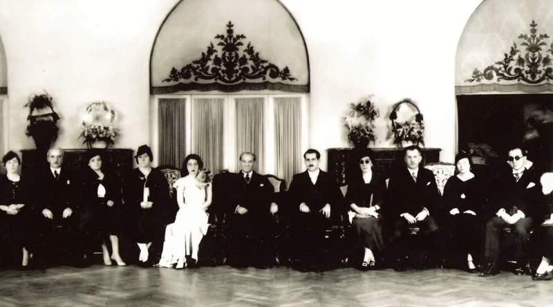 Tevfik Rüştü Aras'ın Atatürk'le Birkaç Anısı