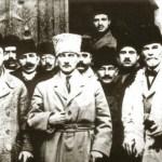 Mustafa Kemal, Sivas'tan Ankara'ya Gelirken