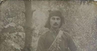 Topal Osman Ağa'nın Muhafız Alayı Komutanı Olması