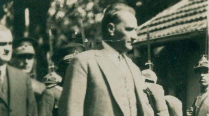 Atatürk Güreşte Yenilmeyi Kabul Etmezdi