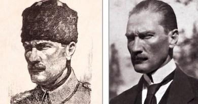 Çıktık Açık Alınla, Başta Bütün Dünyanın Saydığı Başkumandan; Büyük Önder Gazi Mustafa Kemal Atatürk