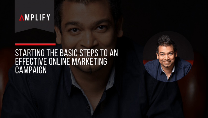 Starting The Basic Steps To An Effective Online Marketing