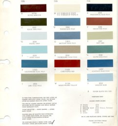 ford color chart jpg 784x1024 1967 ford f100 color chart [ 784 x 1024 Pixel ]