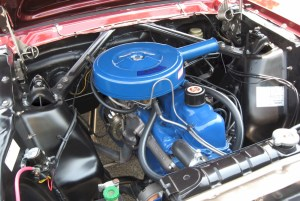 1966 musting 200ci Identifying a part  Vintage Mustang Forums