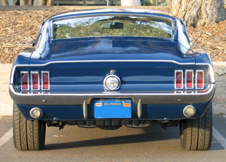 4k Car Wallpaper Mustang 1960 Blue 1967 Ford Mustang T 5 Fastback Mustangattitude Com