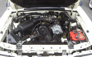140ci 23L 4Cylinder Mustangs at MustangAttitude