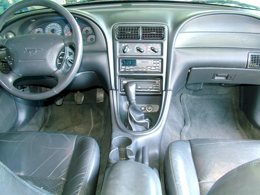 Black 2000 Ford Mustang Gt Convertible Mustangattitude