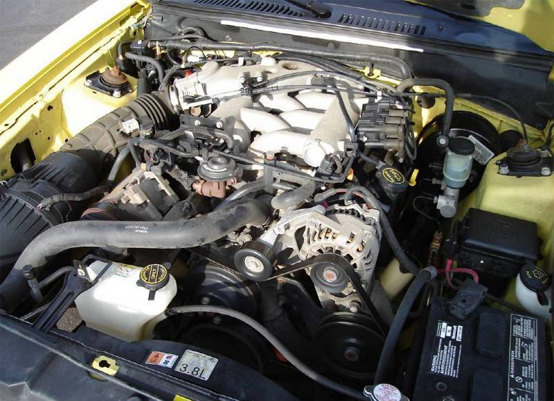 2001 Ford Taurus Engine Diagram Zinc Yellow 2001 Ford Mustang Coupe Mustangattitude Com