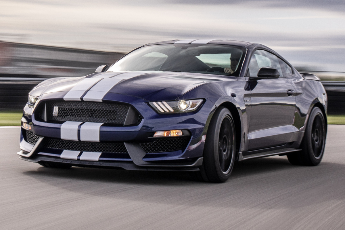 hight resolution of gt350 fastback