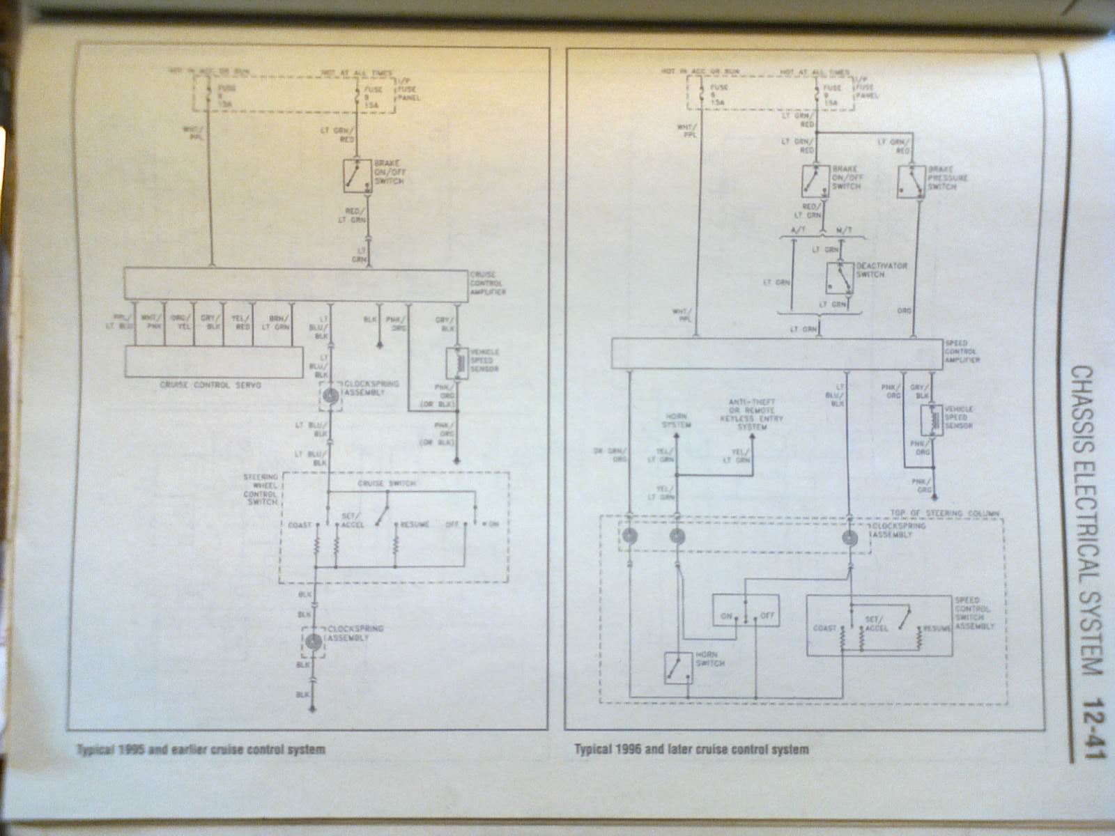 1995 ford mustang gt wiring diagram a 3 way switch cruise control 2003