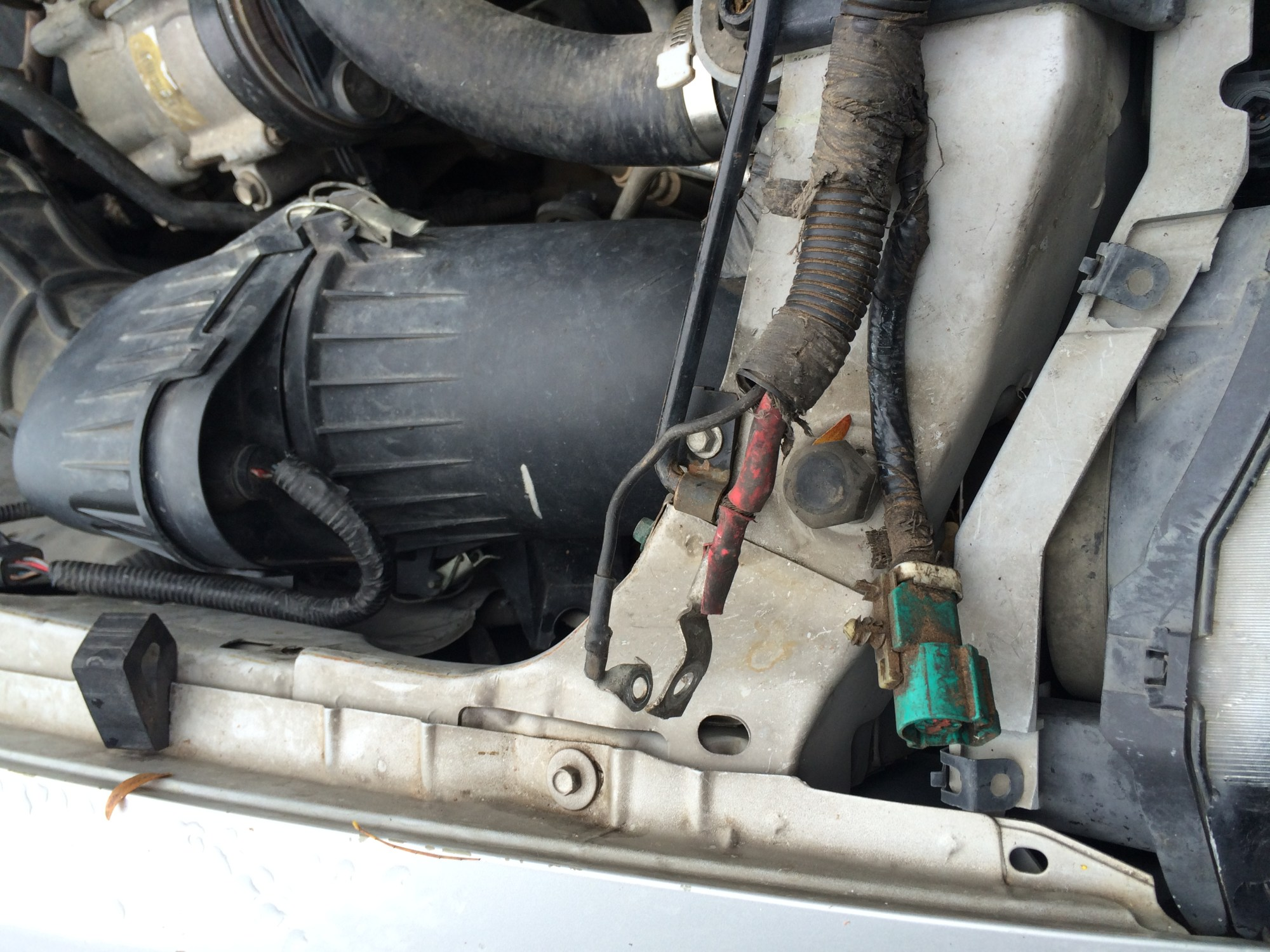 hight resolution of  01 3 8l wiring harness issues img 2480 jpg