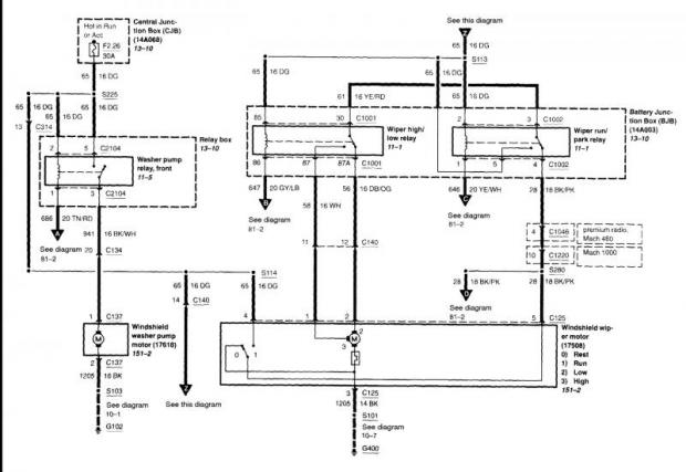 2000 Mustang Wiring Diagram : 27 Wiring Diagram Images
