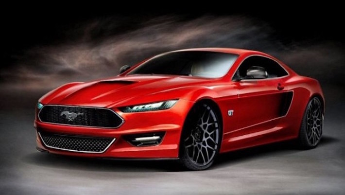 What Will The Next Generation Mustang Look Like
