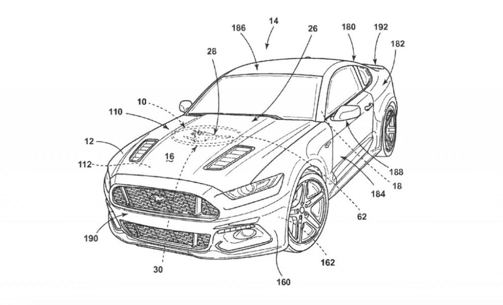 Ford Creates Patent For