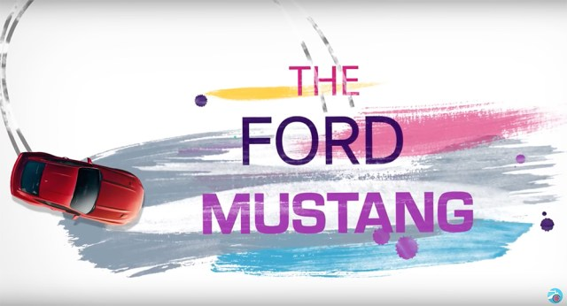 Cars Evolution Ford Mustang