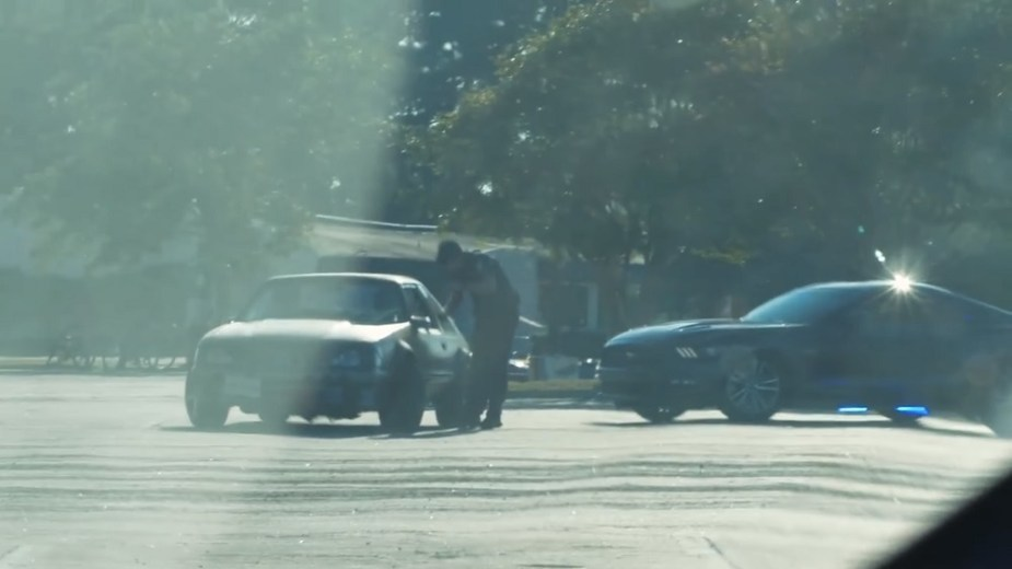 Undercover mustang video