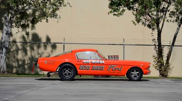 Gas Ronda A/FX Mustang Drag Car