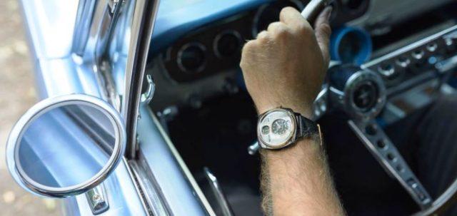 Classic Mustang Watch