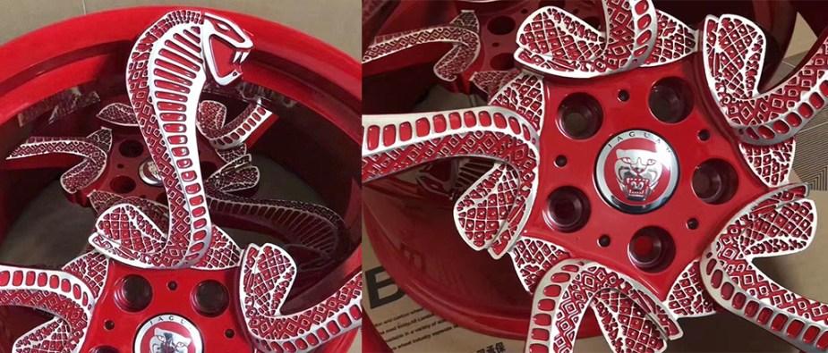 """SVT Cobra """"Custom"""" Wheels"""""""