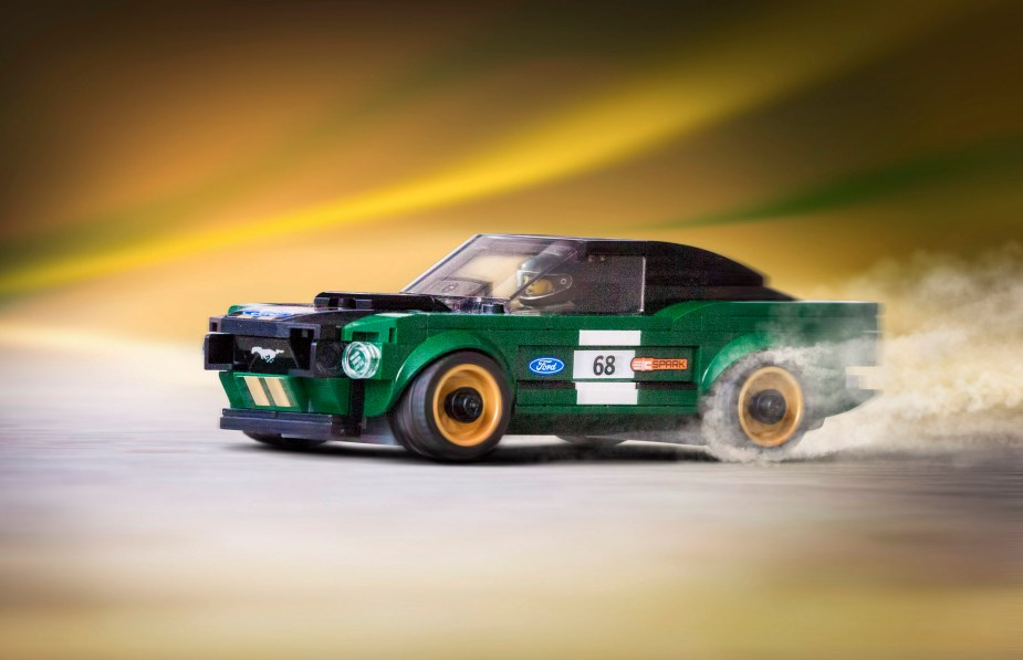 Lego 1968 Mustang Fastback