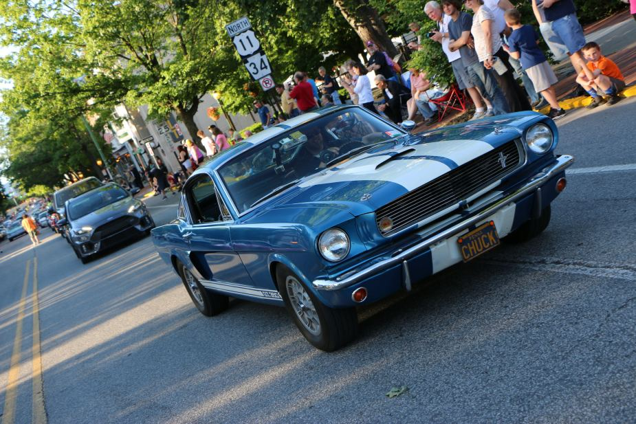 Carlisle Ford Nationals Grows Even Larger In 2018 Mustangforums