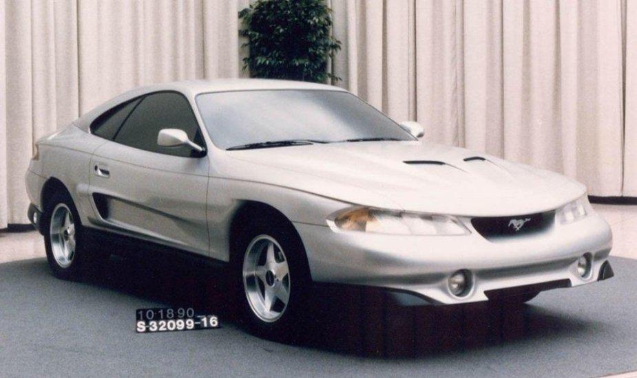Mustang Rambo Concept