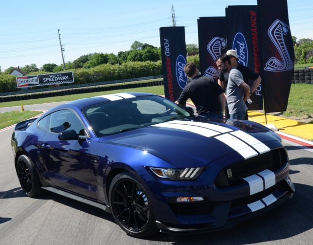 2019 Shelby GT350 Mustang