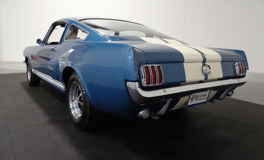 1966 Shelby Mustang Shelby GT350