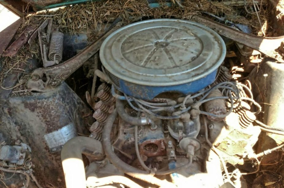 1967 Mustang GT 390 Barn Find